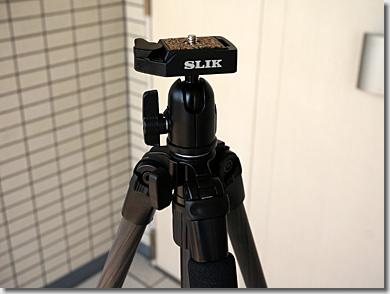 SLIK Light Carbon Tripod E54