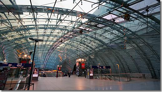 Frankfurt (Main) Flughafen Fernbahnhof