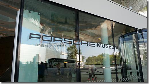 Stuttgart, Porsche Museum