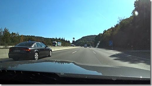 Deutsche Autobahn, Deutsche Polizei