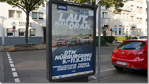 How to go Nürburgring