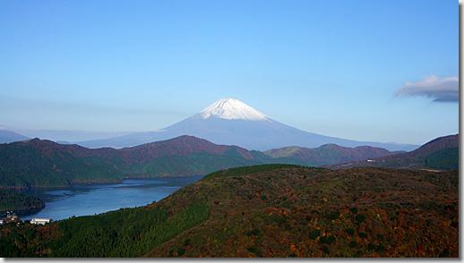 Mt.Fuji, Daikanzan