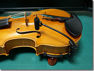 DPA VO4099V for Violin Viola