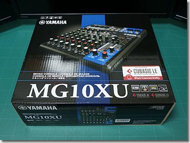 YAMAHA Mixing Console MG Series MG10XU