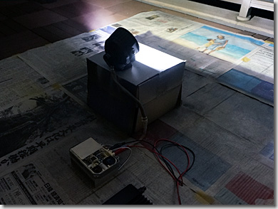 Porsche 911, HID Fog Lamp, Philips X-treme Ultinon HID 6200K