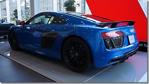 Audi R8 V10 5.2 Plus FSI quattro