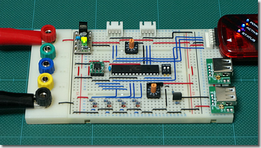 Drive Recorder Control Circuit for DataSystem DVR3000