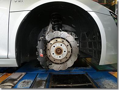 Audi R8, BBS Wheel RI-D 20inch