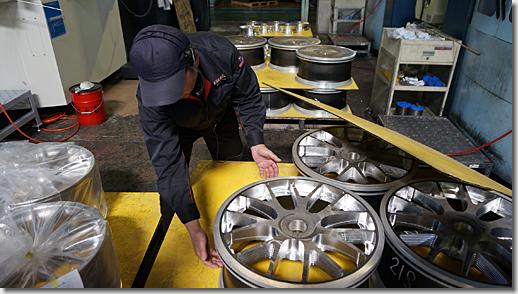 Toyama Takaoka, BBS Japan, Porsche 911 GT2 RS, Magnesium Forged Wheel