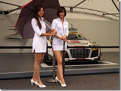 Audi Team Hitotsuyama, Audi R8 LMS Ultra 2015 Model