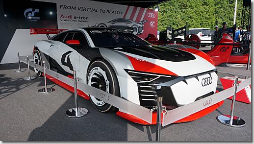 Audi Sport, Audi e-tron