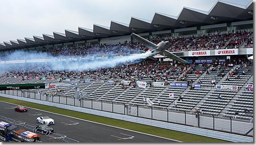 LEXUS Amazing Yoshihide Muroya, Super GT Rd.5 Fuji 500mile Race