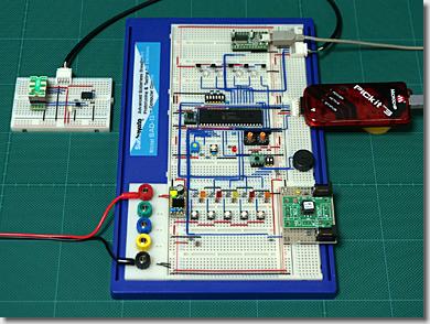 Drive Recorder, Security Circuit, PIC18F46K22-I/P DIP-40