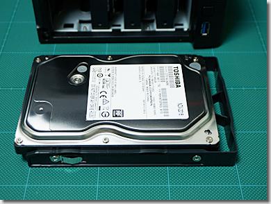 Toshiba DT01ACA050, Buffalo TeraStation TS1400D