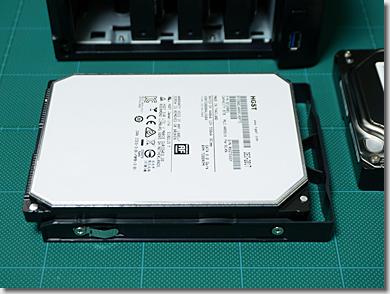 HGST DeskStar NAS 0S04012-4 8TB, Buffalo TeraStation TS1400D
