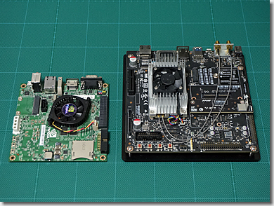 nVIDIA Jetson TX2 Development Kit and Jetson TK1 Development Kit, CIWS Phalanx