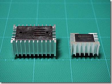 Shindengen HRD12008 and HRD05003, CIWS Phalanx
