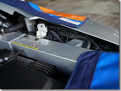 DataSystem DVR3000, Audi R8