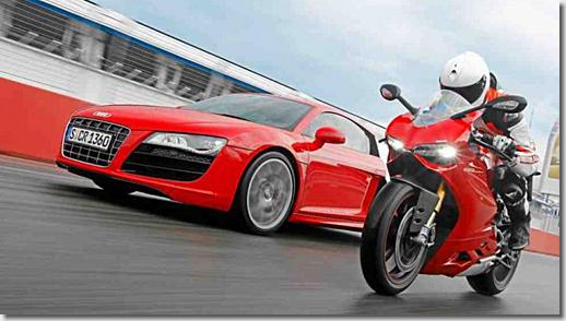 Audi & Ducati