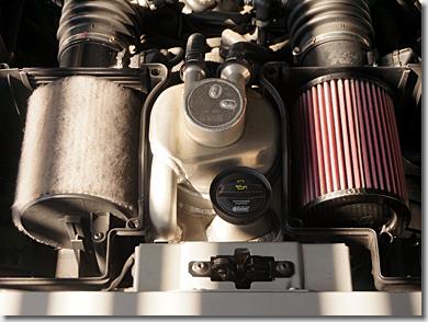 K&N Air Filter for Audi R8