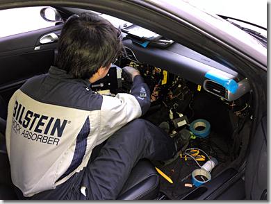 Porsche Car Navigation System, Pioneer AVIC-RZ99