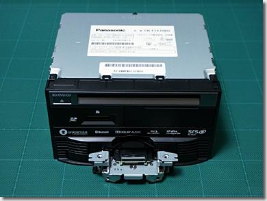 Car Navigation System, Panasonic CN-F1X10BD
