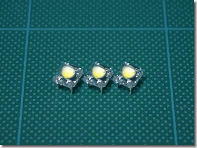LED Courtesy Lamp Nichia NSPWR70CS-K1 RAIJIN