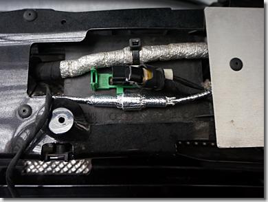 Audi R8, ear View Camera Panasonic CY-RC100KD