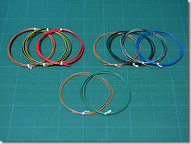 Sumitomo Wiring Systems AVSS Cable for Audi R8