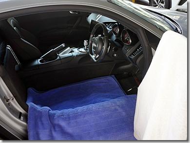 RECARO Sportster CL210H 81-111.11.604-2 for Audi R8