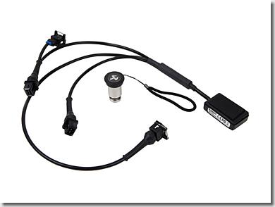 Audi R8 Akrapovic Sound Kit Wireless Exhaust Valve Control System