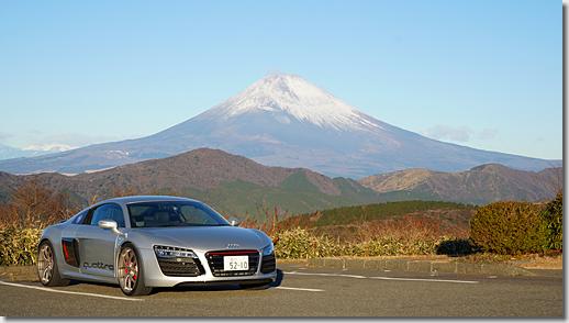 Mt.Fuji 2021 from Hakone Daikanzan