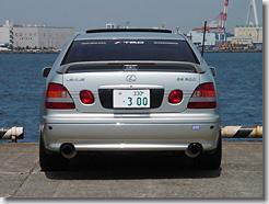 SOARISTO TOYOTA ARISTO V300 VE 2003