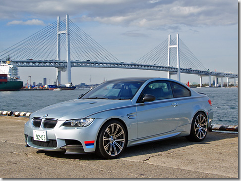 SOARISTO BMW M3 Coupe 2008