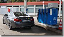 Nürburgring, Gas Station