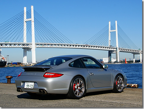 Porsche 911 Carrera S Type 997 Phase 2